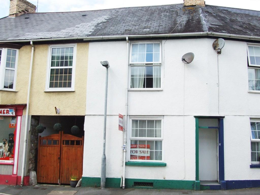 2 Bedrooms End Of Terrace House for sale in Chudleigh, Devon