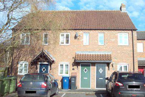 2 bedroom terraced house to rent - Willoughby Chase, Gainsborough
