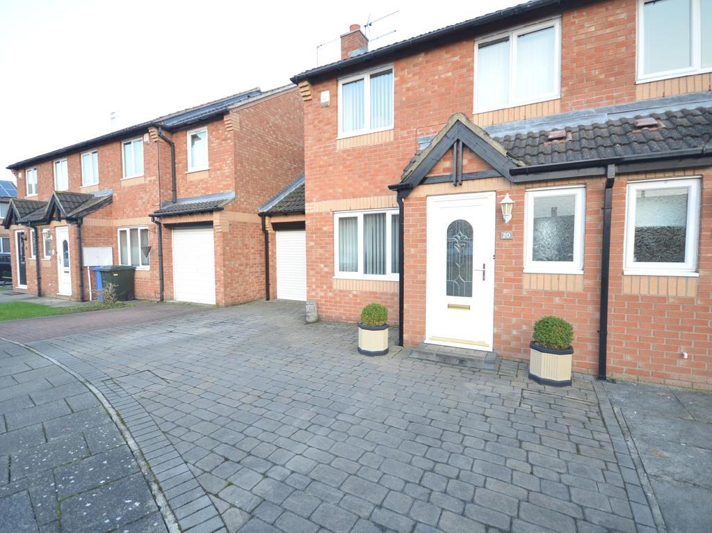 3 Bedrooms Semi Detached House for sale in Westerhope