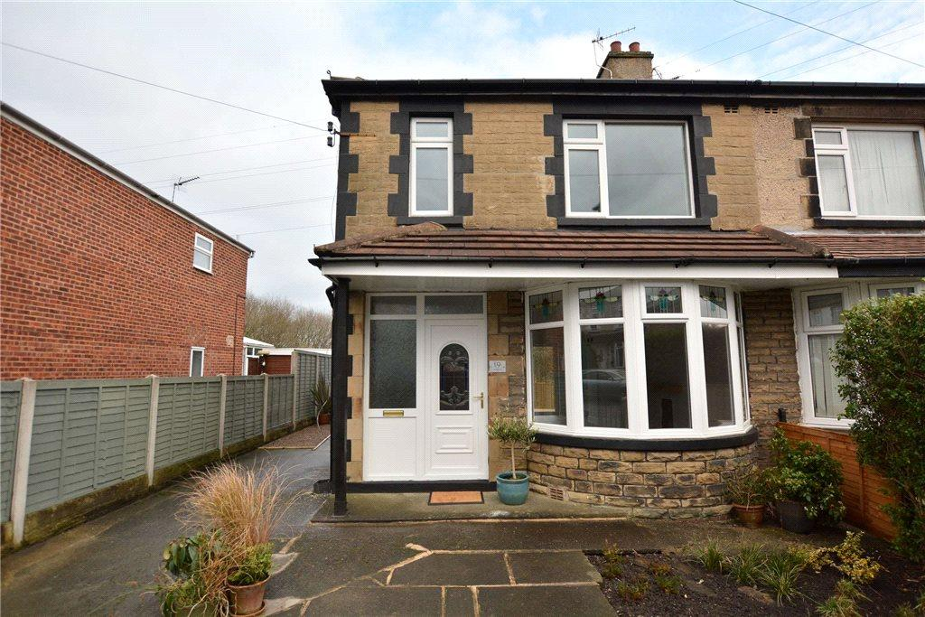 3 Bedrooms Semi Detached House for sale in Ederoyd Drive, Stanningley, Pudsey, West Yorkshire