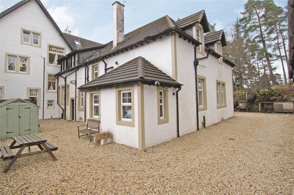 4 Bedrooms Terraced House for sale in Wattie Cottage, Stronachlachar, By Aberfoyle