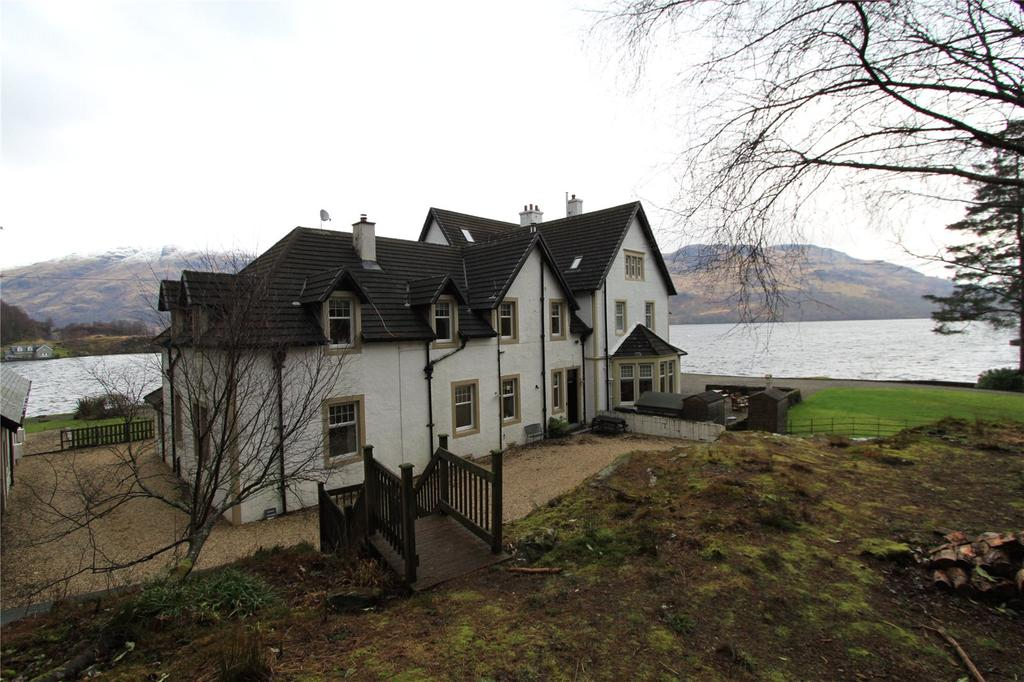 3 Bedrooms Terraced House for sale in Scott Cottage, Stronachlachar, By Aberfoyle, Stirlingshire
