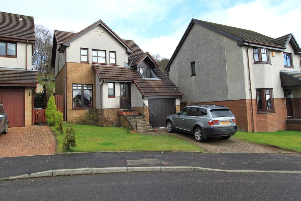 3 Bedrooms Detached House for sale in Nasmyth Avenue, Bearsden, Glasgow
