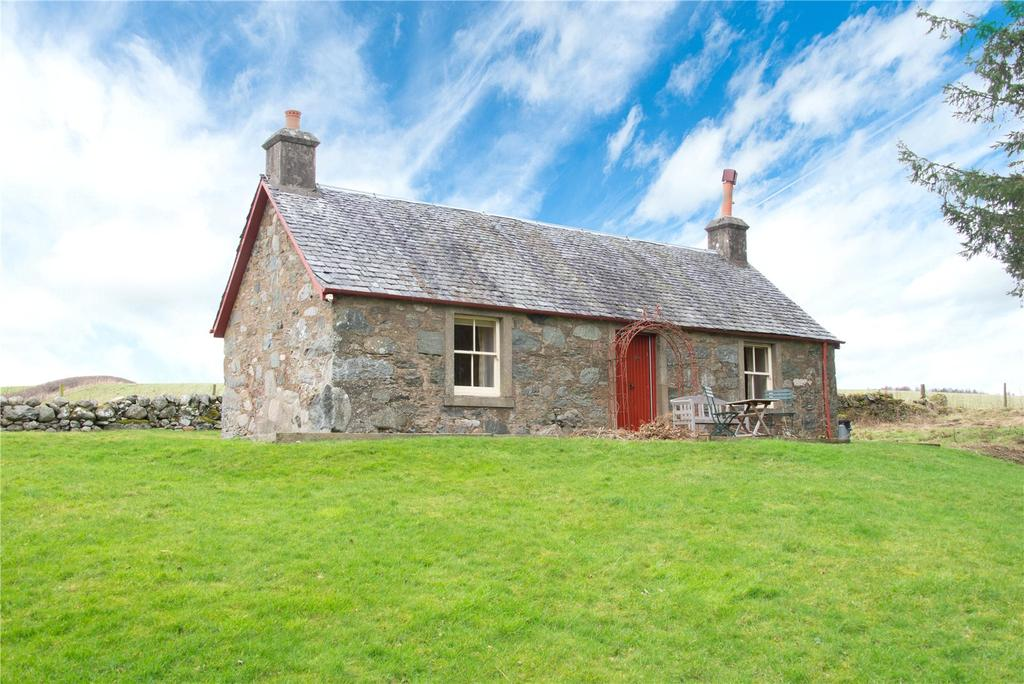 1 Bedroom Detached House for sale in Dunmore Cottage and Paddock, Dungarthill Estate, By Dunkeld, Perthshire