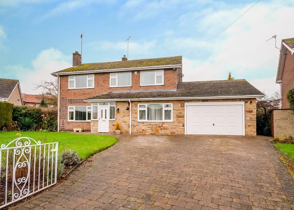 4 Bedrooms Detached House for sale in Lindrick Close