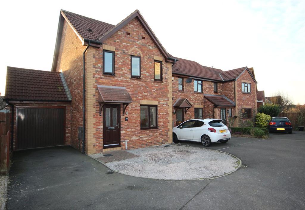 3 Bedrooms End Of Terrace House for sale in Juniper Way, Bradley Stoke, Bristol, BS32