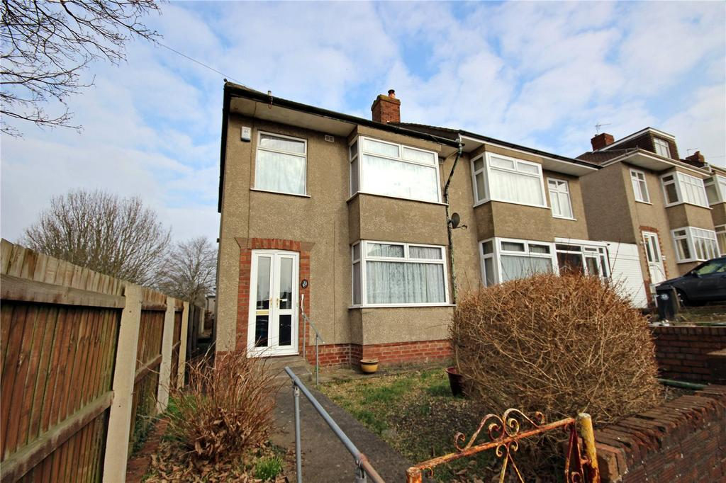 3 Bedrooms Semi Detached House for sale in Lindsay Road, Horfield, Bristol, BS7