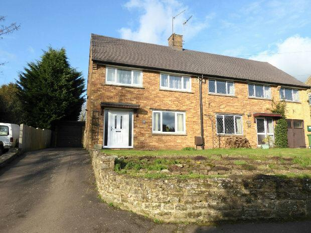 3 Bedrooms Semi Detached House for sale in Glovers Lane, Middleton Cheney