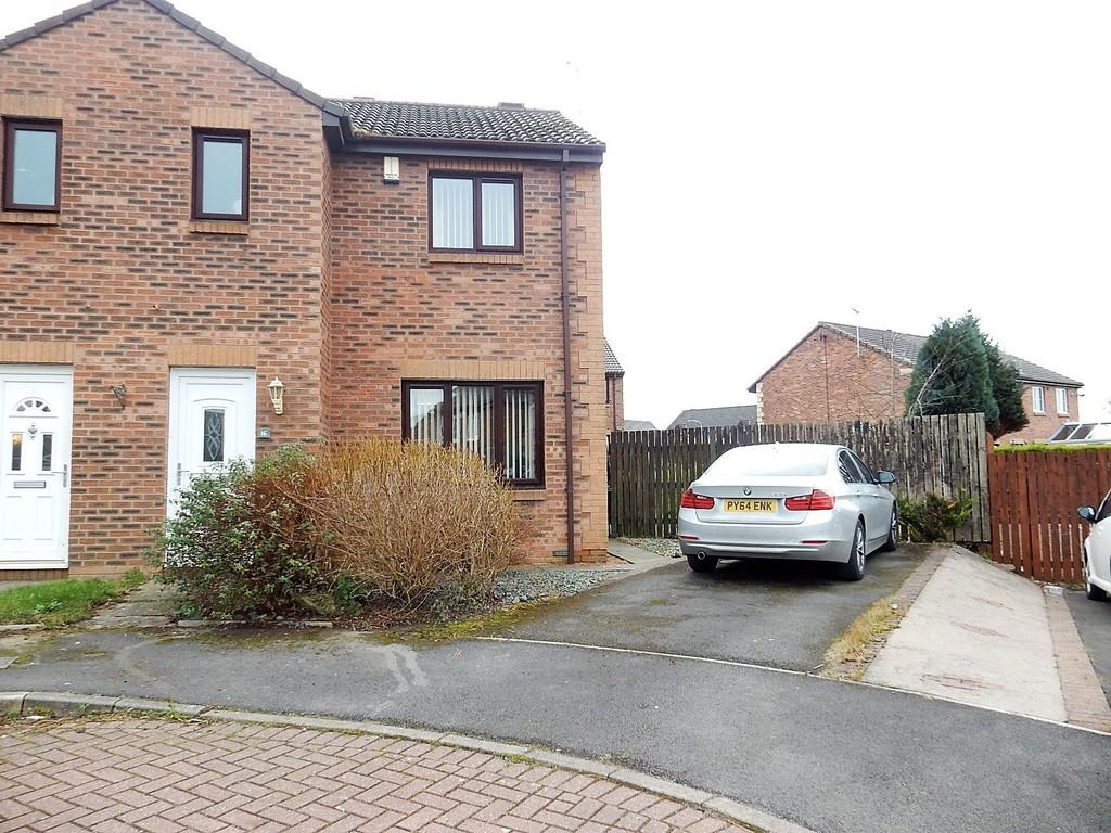 2 Bedrooms Semi Detached House for sale in Meadow Vale, Seaton