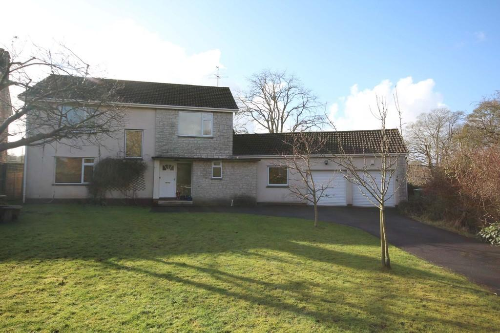 4 Bedrooms Detached House for sale in Quarry Hay, Chew Stoke