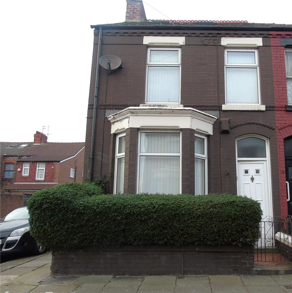 4 Bedrooms End Of Terrace House for sale in Elmdale Road, Walton, Liverpool, L9