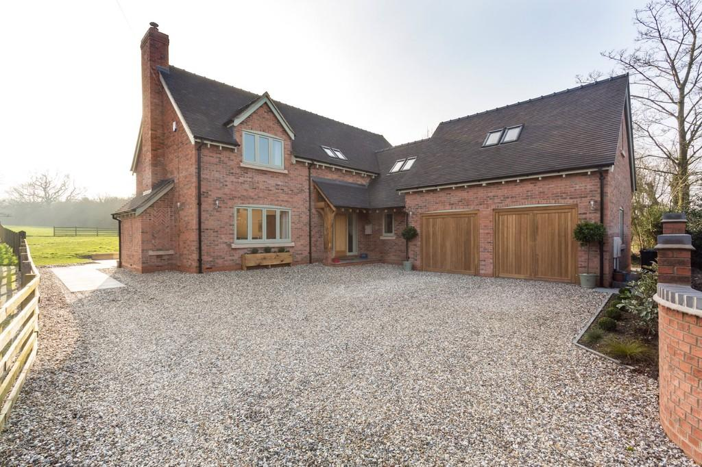 5 Bedrooms Detached House for sale in Mill Street, Coton-in-the-Elms