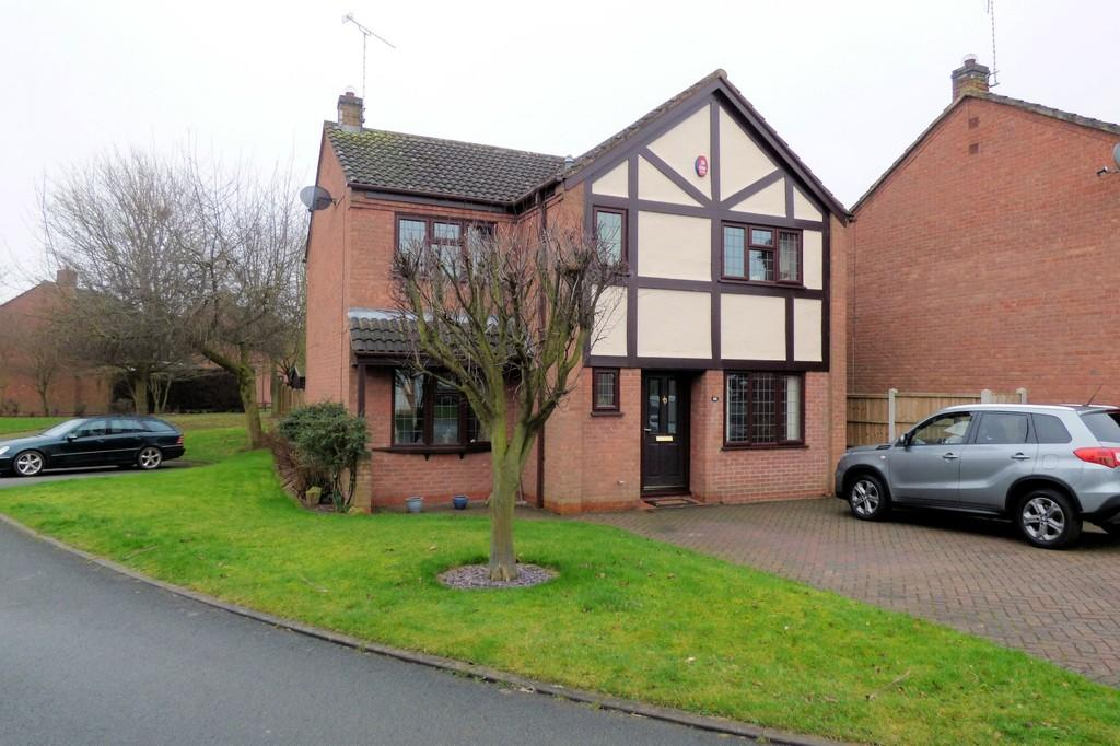 4 Bedrooms Detached House for sale in Nene Close, Stretton