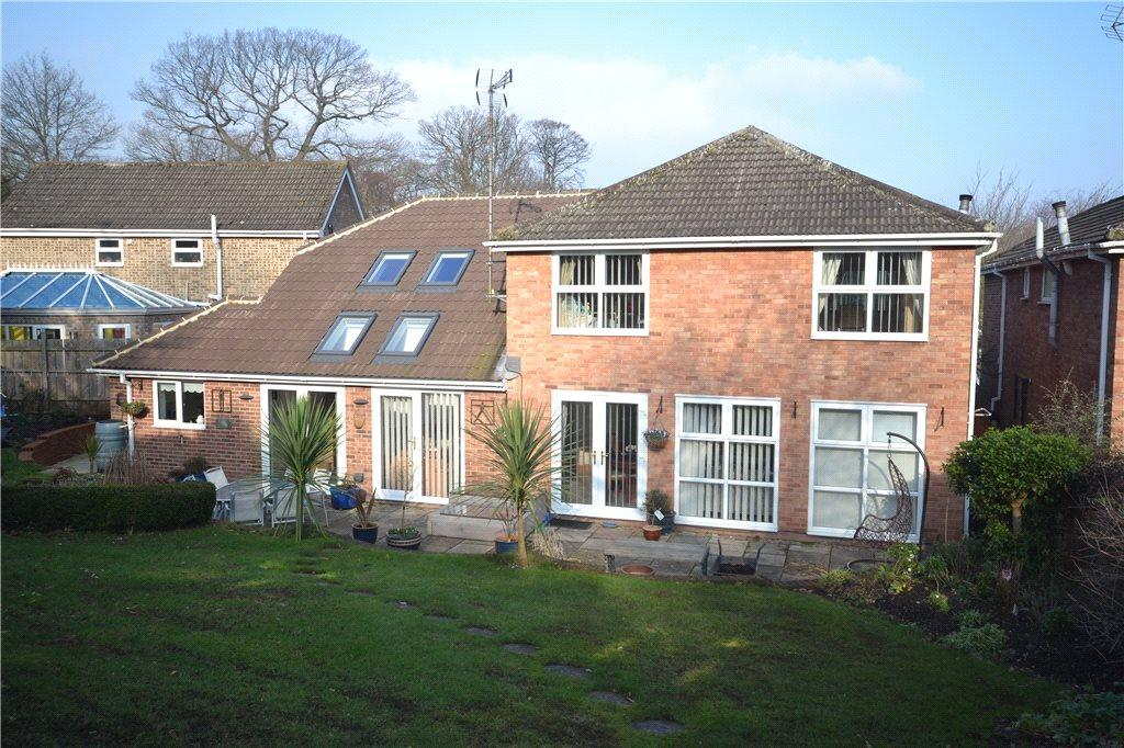 5 Bedrooms Detached House for sale in Goose Pasture, Yarm, Stockton-On-Tees