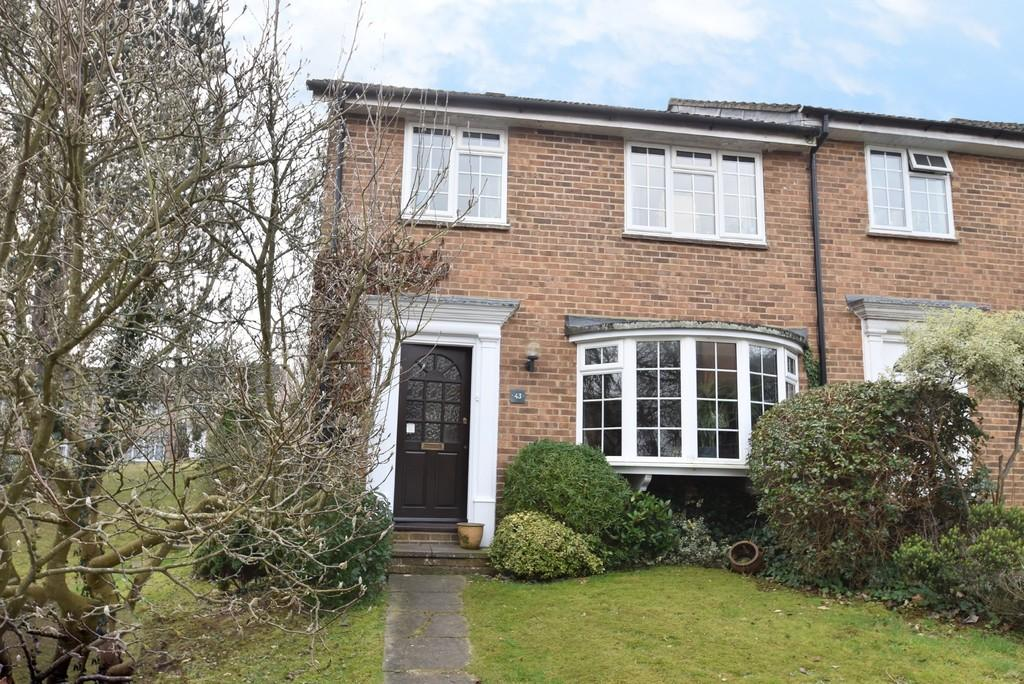 3 Bedrooms End Of Terrace House for sale in Witley