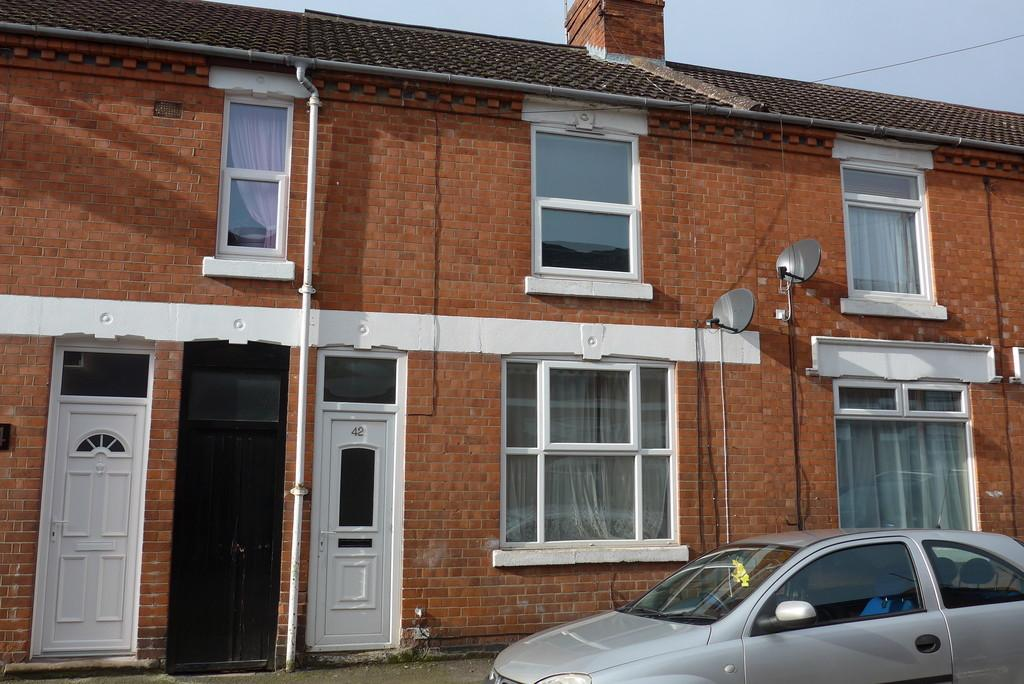 3 Bedrooms Terraced House for sale in Edmund St, Kettering