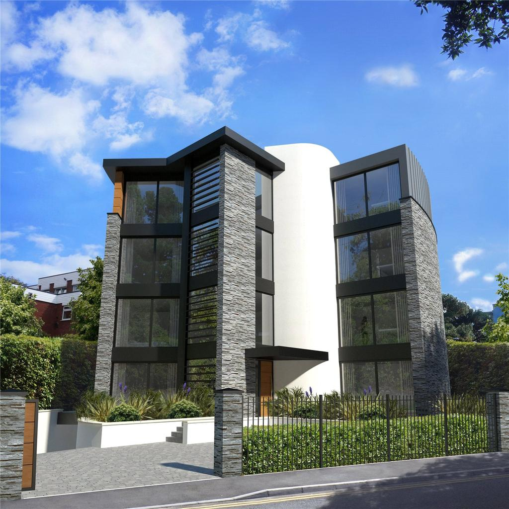 3 Bedrooms Flat for sale in The Lookout, Martello Park, Canford Cliffs, Poole, BH13