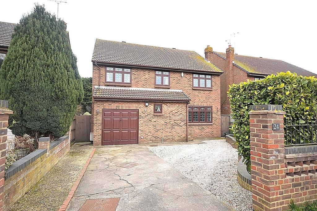 4 Bedrooms Detached House for sale in The Drive, Mayland, Chelmsford, Essex, CM3