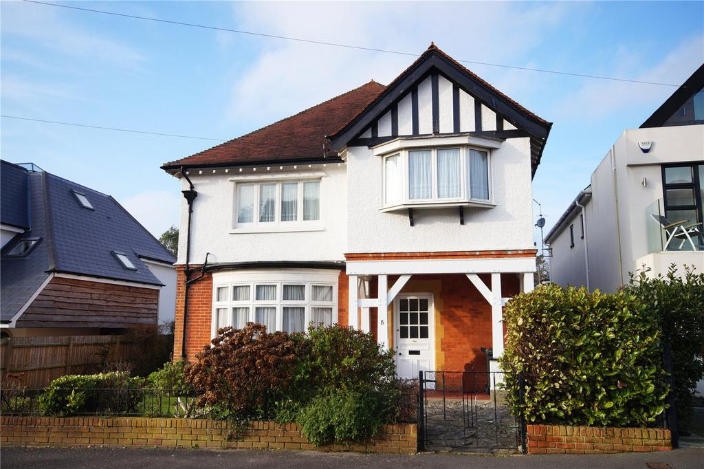 5 Bedrooms Detached House for sale in Maxwell Road, Canford Cliffs, Poole, Dorset, BH13