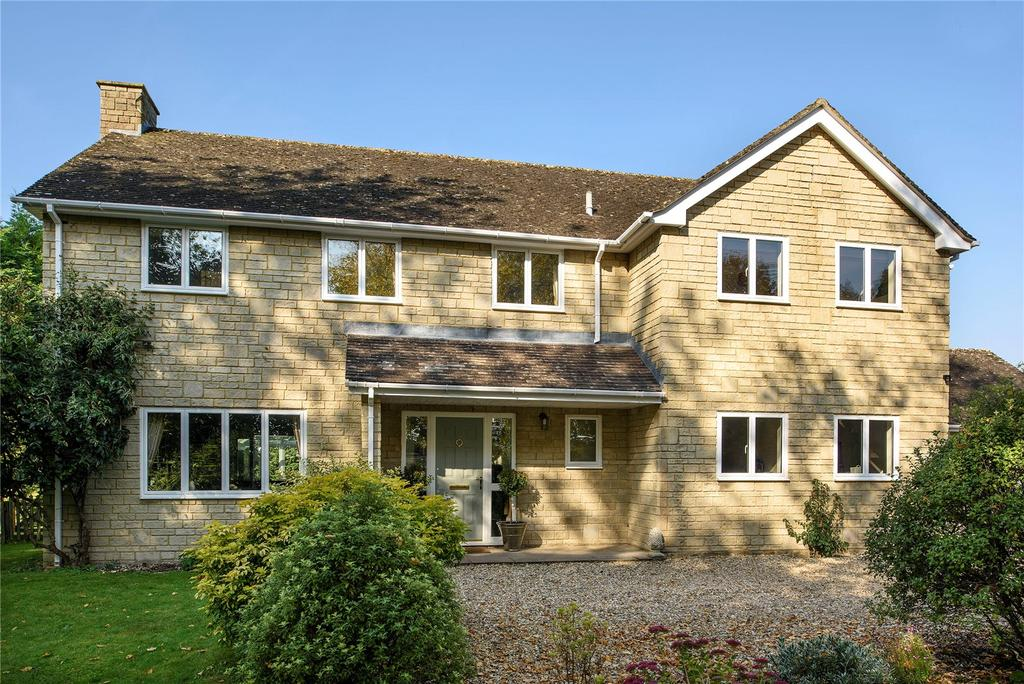 5 Bedrooms Detached House for sale in Cow Drove, Chilmark, Salisbury, SP3