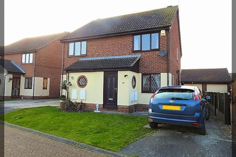 2 bedroom semi-detached house to rent - Willerby Carr Close, Moorhouse Road, Hull, HU5 5PG