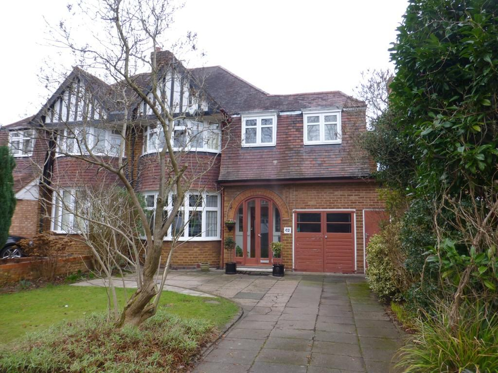 4 Bedrooms Semi Detached House for sale in Beechwood Park Road, Solihull
