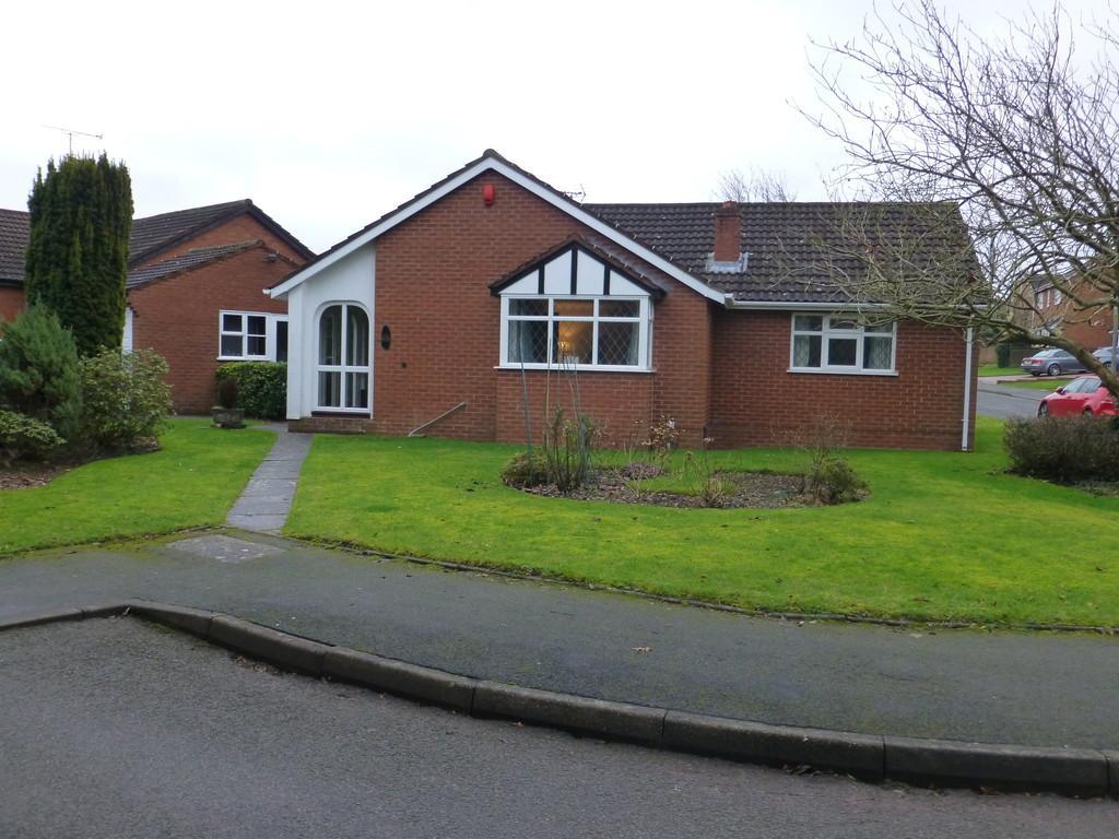 3 Bedrooms Detached Bungalow for sale in Burnthurst Crescent, Monkspath