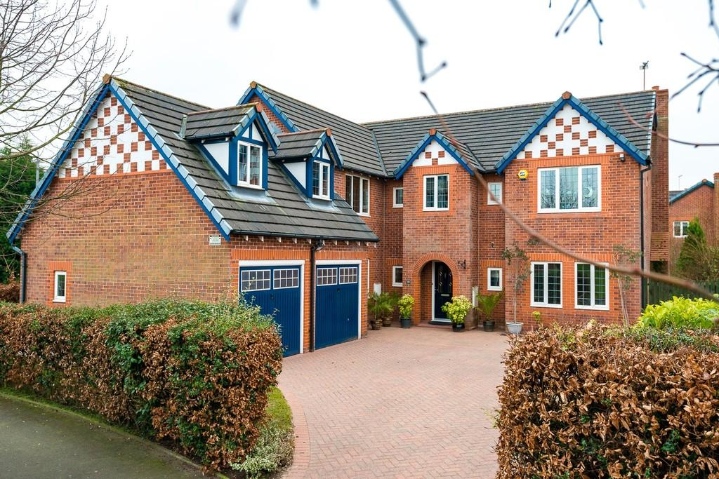 5 Bedrooms Detached House for sale in Dartmouth Drive, Windle, St. Helens