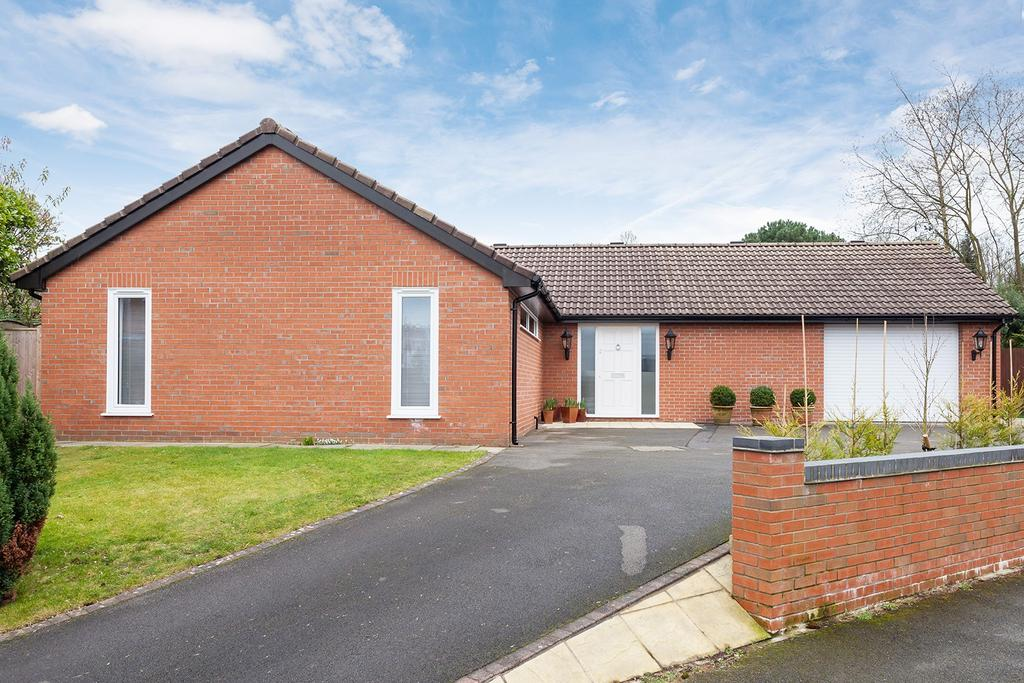 3 Bedrooms Detached Bungalow for sale in Belfry Drive, Tytherington