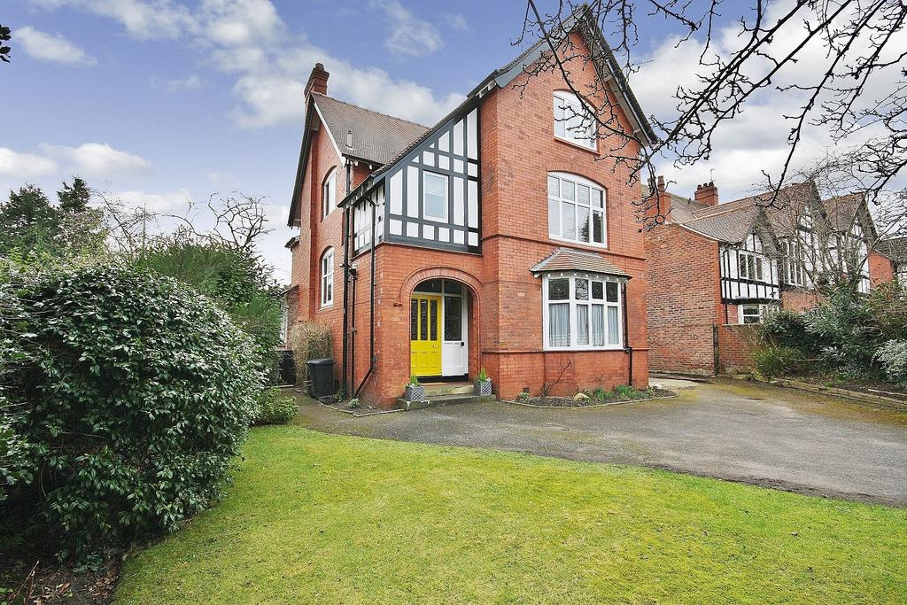 5 Bedrooms Detached House for sale in Hawthorn Lane, Wilmslow