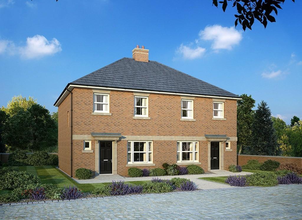 3 Bedrooms End Of Terrace House for sale in The Hanover, Devonshire Gardens, Harrogate, HG1 4AG