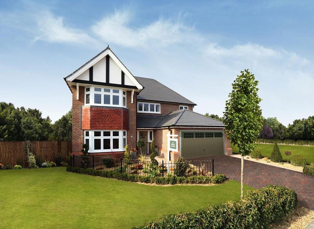 4 Bedrooms Detached House for sale in The Henley, Devonshire Gardens, Harrogate, HG1 4AG