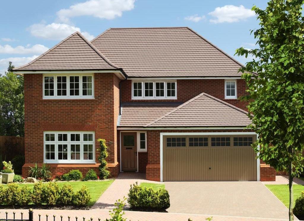 4 Bedrooms Detached House for sale in The Sunningdale, Devonshire Gardens, Harrogate, HG1 4AG