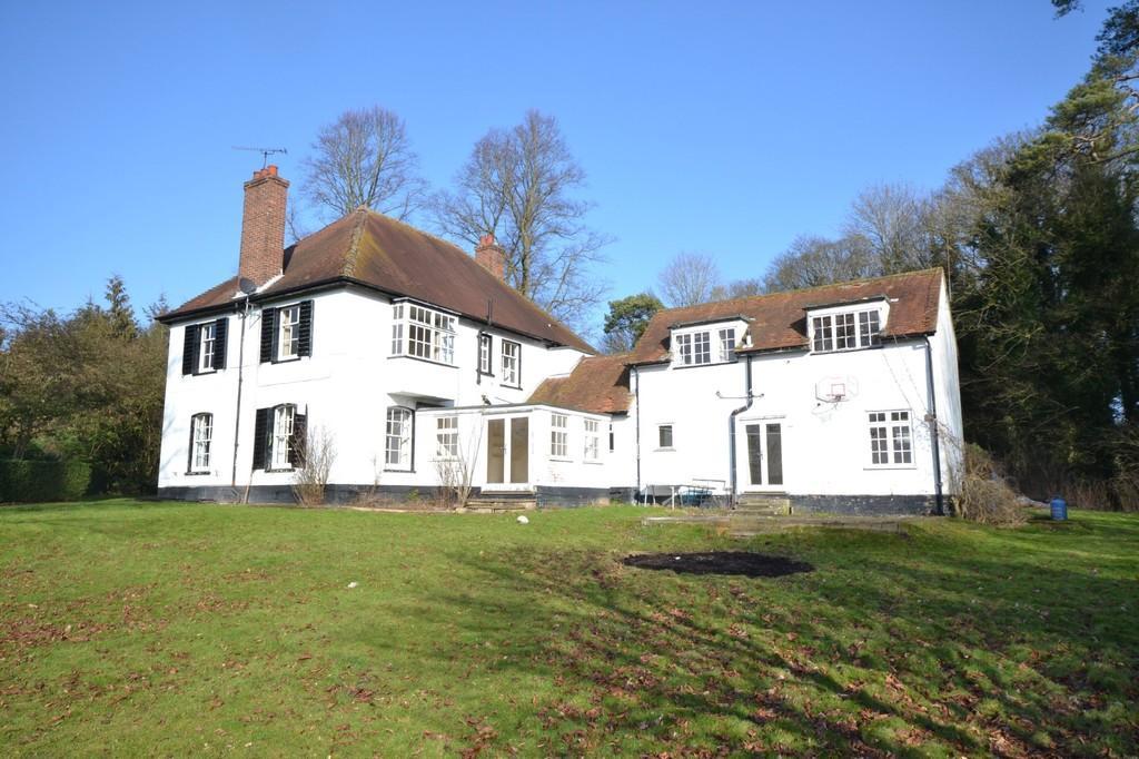 6 Bedrooms Detached House for sale in Sparrows Hill House, Sparrows End, Newport, Saffron Walden, Essex, CB11 3TU