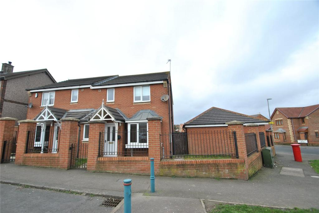 3 Bedrooms Semi Detached House for sale in Chestnut Way, Seaham, Co.Durham, SR7