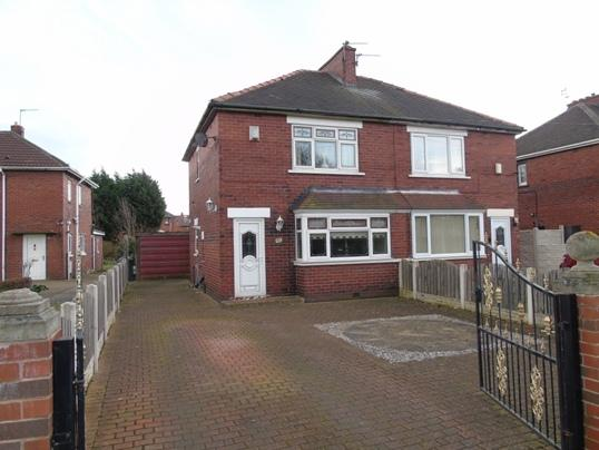 2 Bedrooms Semi Detached House for sale in 139 Laithes Lane, Athersley, Barnsley, S71 3AF