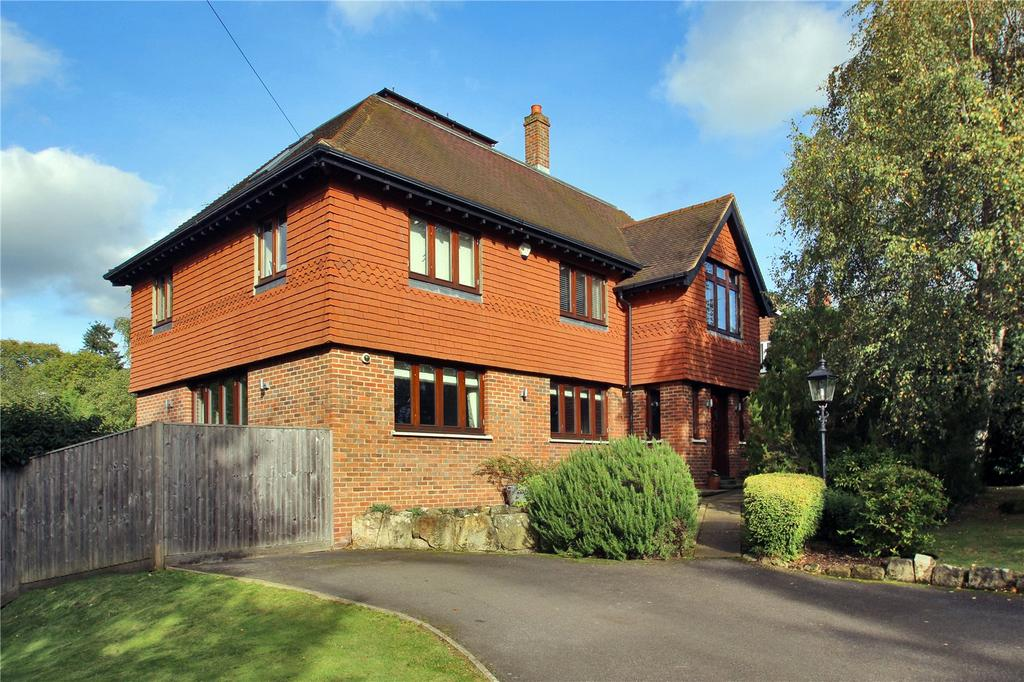 6 Bedrooms Detached House for sale in Culverden Down, Tunbridge Wells, Kent, TN4