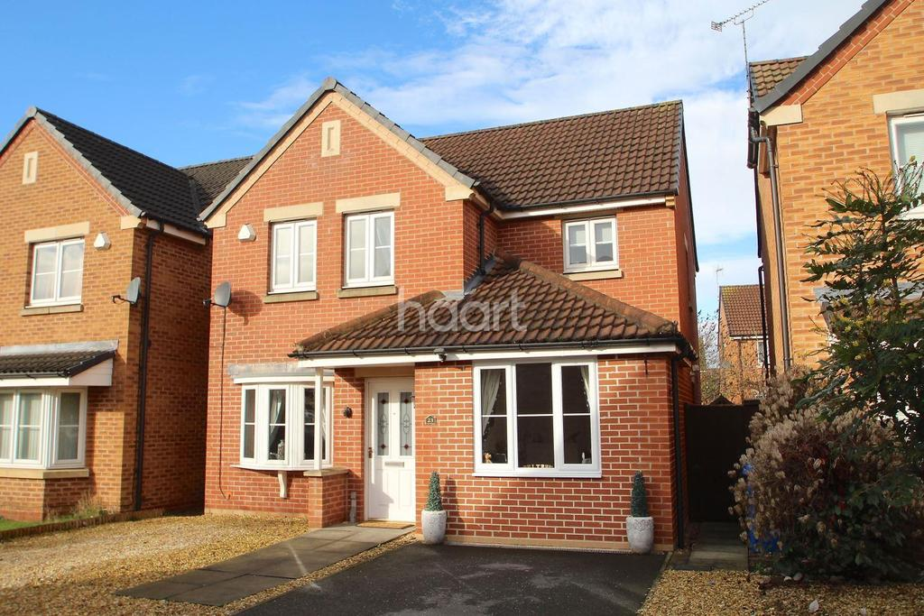 3 Bedrooms Detached House for sale in Pippin Gardens, Alvaston