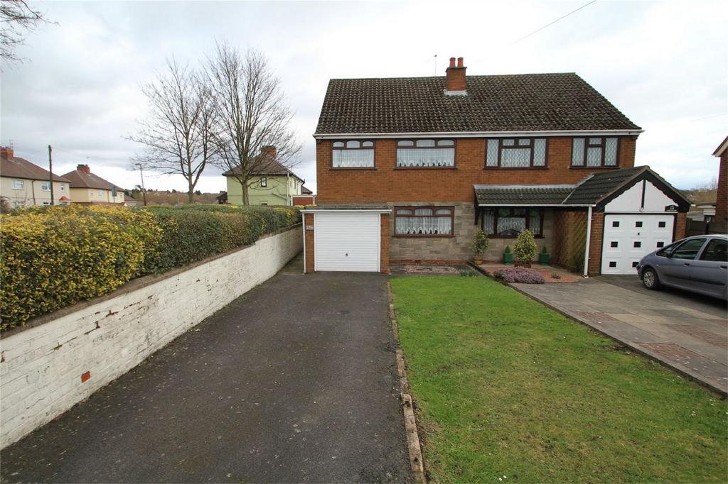 3 Bedrooms Semi Detached House for sale in Commonside, Pensnett, BRIERLEY HILL, West Midlands
