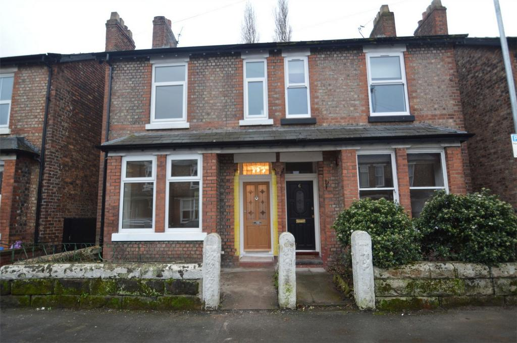 3 Bedrooms Semi Detached House for sale in Grange Road, SALE, Cheshire