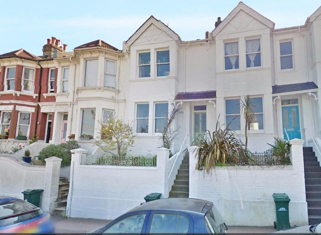 4 Bedrooms Terraced House for sale in Balfour Road Brighton BN1