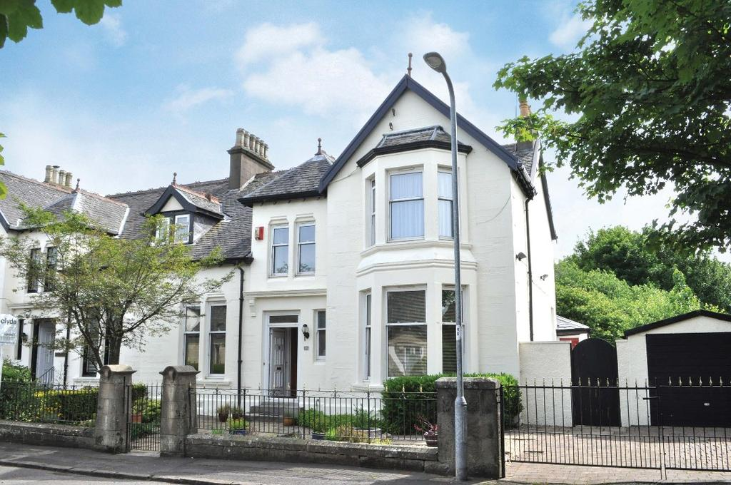 4 Bedrooms Semi Detached House for sale in Coltpark Avenue, Bishopbriggs, East Dunbartonshire, G64 2AT