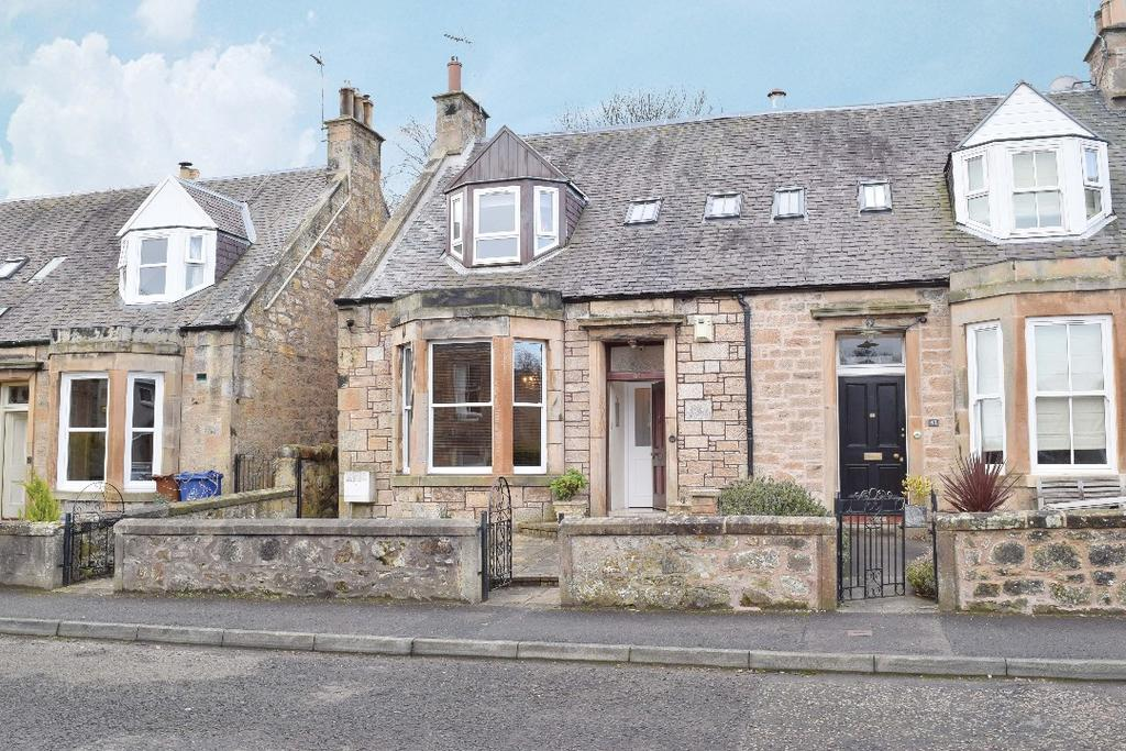 3 Bedrooms Semi Detached House for sale in 41 Mitchell Street, Dalkeith, Midlothian, EH22 1JQ