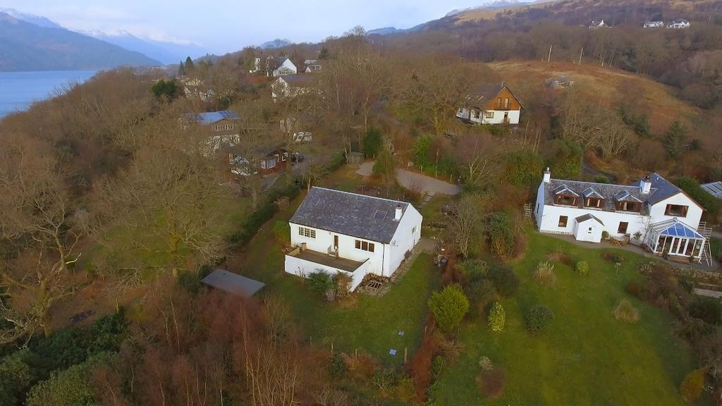 5 Bedrooms Detached House for sale in Feuins Road, Portincaple, Garelochhead, G84 0ET