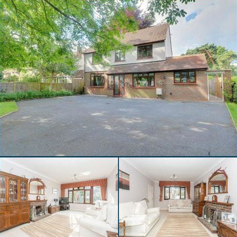 4 bedroom detached house for sale - Cullesden Road, Kenley