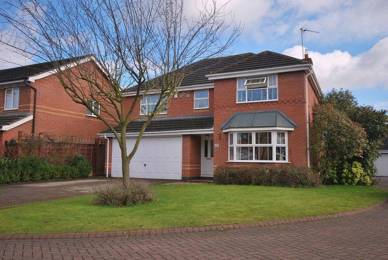 4 Bedrooms Detached House for sale in Hambling Drive, Beverley