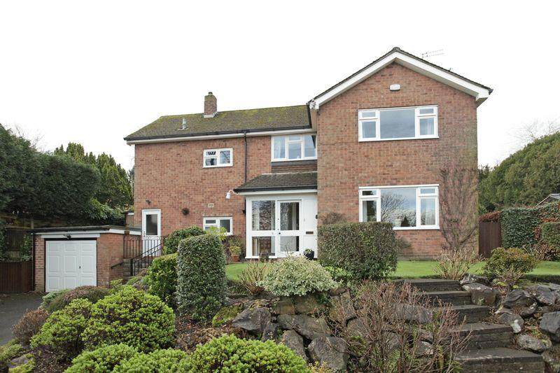 3 Bedrooms Detached House for sale in Woodville Road, Altrincham