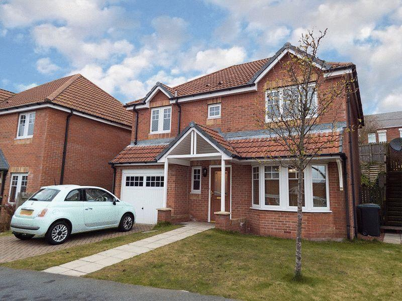 4 Bedrooms Detached House for sale in Beldon Drive, South Moor, Stanley.
