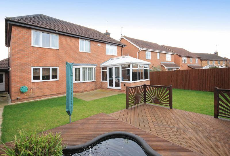4 Bedrooms Detached House for sale in KINGSDALE GROVE, CHELLASTON