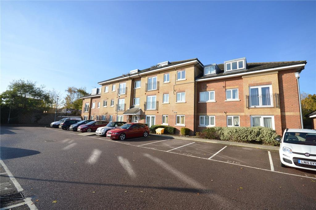 1 Bedroom Apartment Flat for sale in Chalkdell House, 42 Loweswater Close, Garston, Hertfordshire, WD25